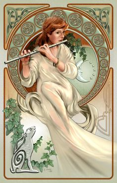 I would love to have my flute playing sister-in-love with me at the concert....she is my hero