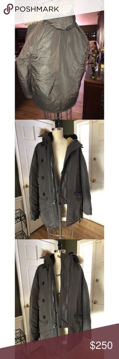 Men's vintage Spiewak Golden Fleece parka size 40 Beautiful expensive reliable and famous brand Spiewak, 100% real fur. Great condition, barely worn. Basically new without tags Spiewak Jackets & Coats