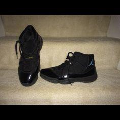 abcd91ac63f Air Jordan Shoes | Jordan 11 Gamma Blue | Color: Black/Blue | Size: 12