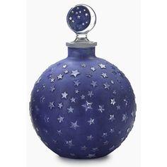 lalique...celestial dans la nuit perfume bottle. Turn it into a mystical container