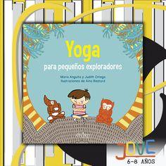 """Yoga para pequeños exploradores"" de SCP Yoguitos."