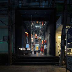 Vela De by all(zone), Bangkok store design