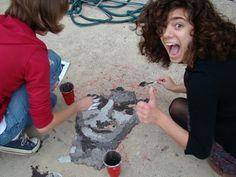Art of Apex High School: art one Middle School Art, Art School, Apex High School, Arte Elemental, Art Handouts, High School Art Projects, Sidewalk Art, Art Curriculum, Art Lesson Plans