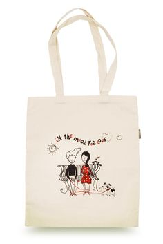Model sacosa In the mood for love Reusable Tote Bags, Mood, Goodies, Atelier, Treats, Gummi Candy, Sweets