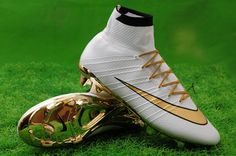more photos 363bc f820f New 2016 Nike Mercurial Superfly FG Gold Studs Cleats-Give Your Feet  Superior Flexibility With