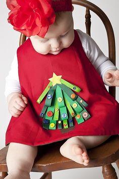 Cute christmas dress
