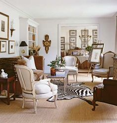 Neutral Territory < Classic Color Palettes - MyHomeIdeas.com...reminds me of Dan Carrithers.