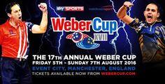 Life, lanes, Lani: Weber Cup 2016