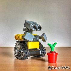 https://flic.kr/p/VNDvnL | #LEGO #WallE #LEGOWallE #Plant