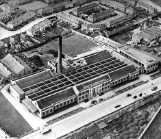 Architect: Samuel Stevenson & Sons Originally a factory for Fry-Cadbury and later Wiggins Teape, this large complex was demolished in The architect was John Stevenson of… Virginia House, The Third Man, Dublin Ireland, Old Photos, Offices, Cities, Group, Building, Wall