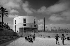 Centro Meteorológico | Meteorological Center  Barcelona - 1992 | © Fernando Guerra, FG+SG Architectural Photography