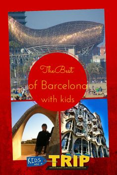 Barcelona with Kids-Sights Not to be Missed!