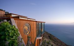 Post Ranch Inn in Big Sur sits cradled on the coast of the Pacific, just 1,200 feet above the ocean. This 39-room hotel is comprised off contemporary-style cottages on the bluffs of breathtaking Big Sur.