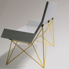 Hard Goods: Furniture out of Concrete // Inclinare Bench