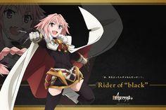 Rider of Black Apocrypha Astolfo Fate, Fate Zero, All Anime, Manga Anime, Anime Traps, The Good Witch, Kuroo, Fate Stay Night, Pink Eyes