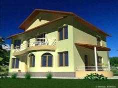 Casa IC 14 Bucuresti  Proiecte case cu etaj
