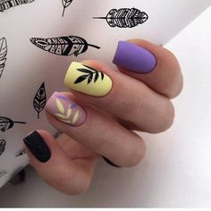 In search for some nail styles and ideas for your nails? Here's our set of must-try coffin acrylic nails for cool women. Nails Now, Fun Nails, Pretty Nails, Summer Acrylic Nails, Best Acrylic Nails, Mauve Nails, Square Nail Designs, Dream Nails, Square Nails