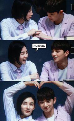 #jihan #jisoo #joshua #jeonghan #junghan #seventeen #shuhan #shujeong #kpop #k-pop #세븐틴 #지수 #정한 #조슈아