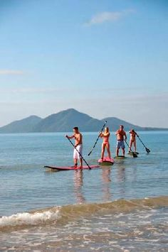 Mission Beach, #Australia: Paddle boards http://www.tripadvisor.com.au/ShowForum-g255067-i460-Queensland.html
