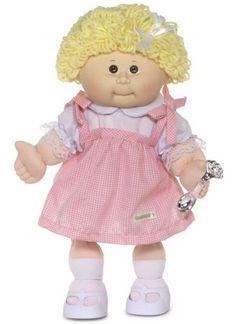 mini cabbage patch dolls - Buscar con Google