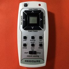 #Generic Frigidaire Window Air Conditioner Remote Control  Please verify that this is the correct model for your unit prior to ordering.    If you have any quest...