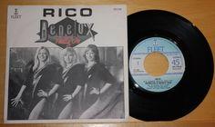 "BENELUX & NANCY DEE - Rico + Souvenirs - Vinyl 7"" Single - Fleet"
