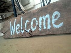 Rustic Barn Wood Sign ~ I love this rustic barn wood sign. Got to have one.