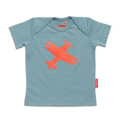 Tapete - Baby T-shirt Fly Speedo - Slate arona