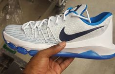 timeless design ad3f2 c49d4 This newest colorway of the Nike KD 8 appears to be a good match for  Durant s home games at OKC.