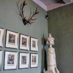 Das Jagdzimmer #schlossmoritzburg #zeitz #museum