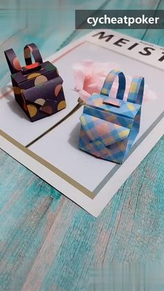 Fashion Mini Backpack -DIY Fashion Mini Backpack - Amazing Paper Craft Ideas You Should Learn - - Handmade Paper Crafts, Origami Bags for Begin / DIY origami box Diy home crafts baby boy hair cutting styles - Baby Hair Style Making pom poms is. Diy Crafts Hacks, Diy Crafts For Gifts, Diy Home Crafts, Diy Arts And Crafts, Diy Crafts Videos, Creative Crafts, Fun Crafts, Diy Projects, Diy Videos