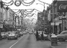 Johnson City, Tennessee 1950's