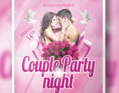 "Check out my @Behance project: ""couple night party flyer"" https://www.behance.net/gallery/14077637/couple-night-party-flyer"