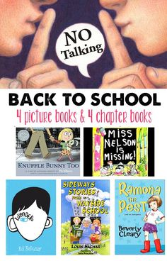 8 great back-to-school books recommended by a children's librarian