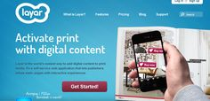 layar_Activate print with Digital Content