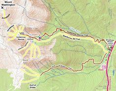 Tuckerman Ravine- White Mountains