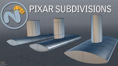 Pixar SubD