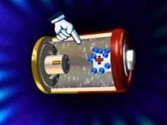 Une minute de science, s.v.p.! : La pile électrique - YouTube