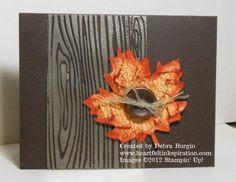 Debra Burgin 1208 Crumpled Leaf