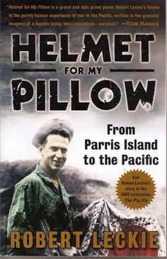 Another good WWII novel by Bob Leckie !!