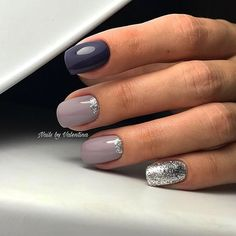 Semi-permanent varnish, false nails, patches: which manicure to choose? - My Nails Shellac Nail Designs, Acrylic Nail Designs, Nail Art Designs, Acrylic Nails, Nails Design, Trendy Nails, Cute Nails, Hair And Nails, My Nails