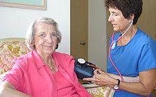 Home Care Denton - RehabTrust home health care   At Home Healthcare
