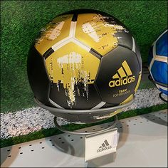 Soccer Ring-Hook C-Channel Branding Retail Fixtures, Store Fixtures, Channel Branding, Soccer Shop, Shopping Near Me, Football Jerseys, Store Design, Soccer Ball, Ring