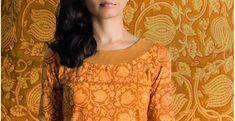Lotuses and vines ~ Gaamthi tshirt