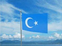 Dogu Turkistan Milli Marsi - National Anthem  of  Eastern Turkistan