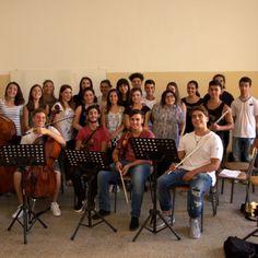 """Ensemble corale e strumentale del Liceo Musicale """"D. A. Azuni""""   Assisi Pax Mundi"""