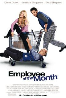 Employee of the Month (2006)  Hilarious Movie love Dane Cook as a Comedian and Actor!