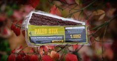 Paleo Stix    Snack Idea...      www.redzoneperformancecenter.com