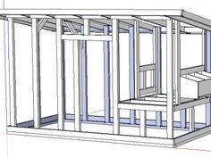 chicken coop plans designs