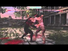 Ninja VS Apache Indian Warrior In A Deadliest Warrior The Game Match / Battle / Fight This video showcases Gameplay of The Ninja VS The Apache Indian Warrior In A Deadliest Warrior The Game Match / Battle / Fight